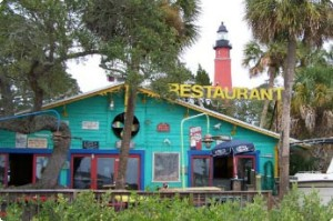 rum bar grill ponce inlet near lighthouse