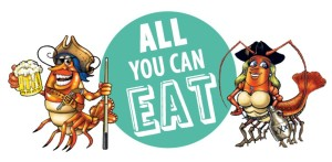 all you can eat hidden treasure restaurants