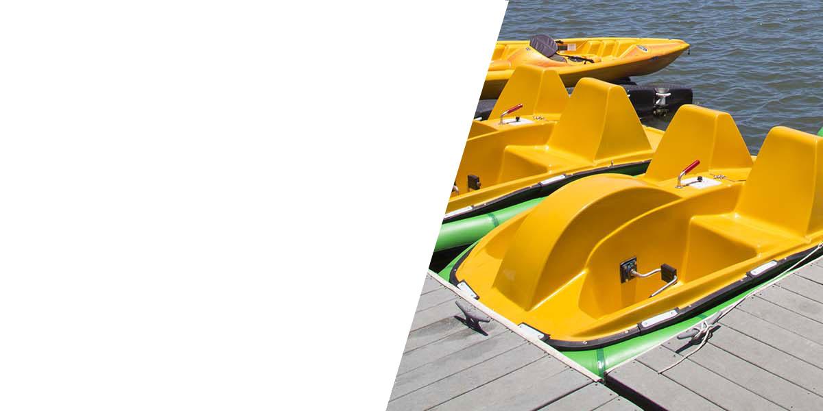 pedal boat rentals flagler water sports