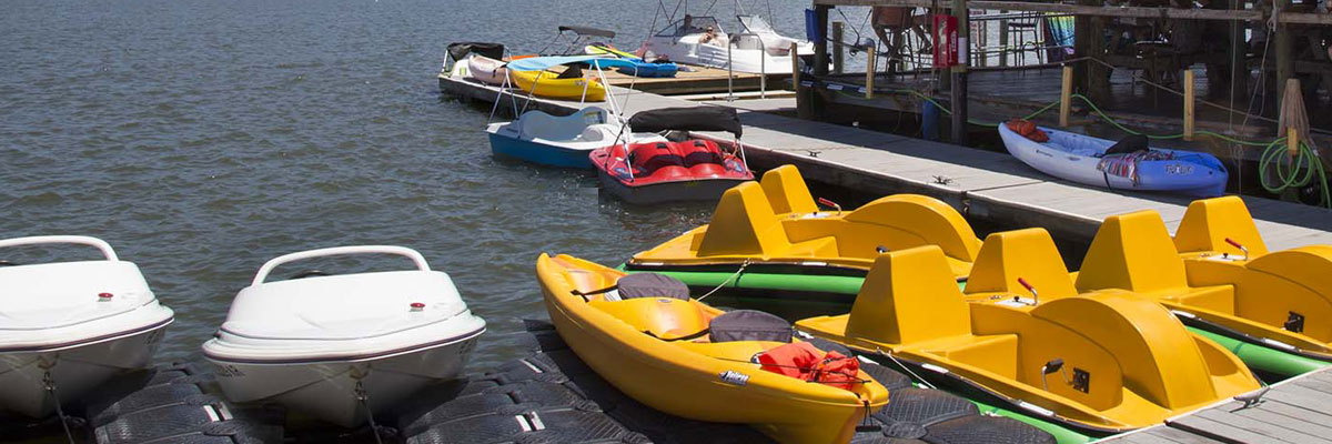 kayaks stand up paddle boards electric boats and personal water craft rentals port orange