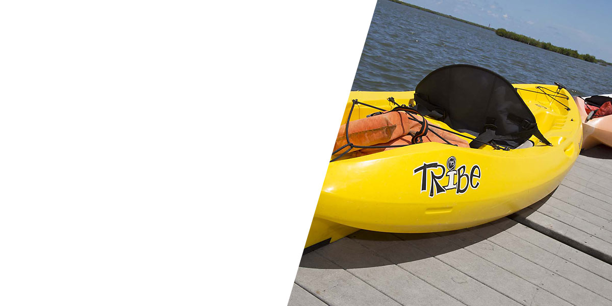 kayak rentals port orange hidden treasure rose bay