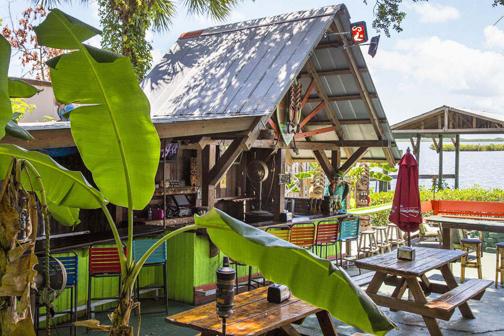 Waterfront Restaurant Live Music Rose Bay Tiki Bar And Grill