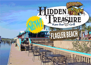 hidden treasure restaurant now open flagler beach