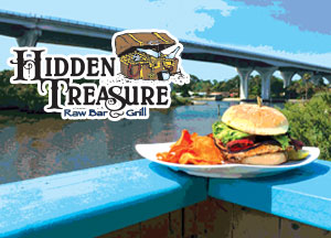 hidden treasure grill and raw bar