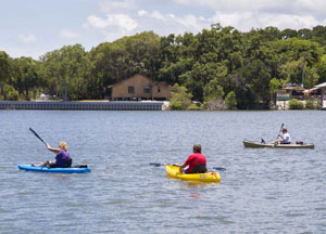 kayaking water sports port orange flagler beach