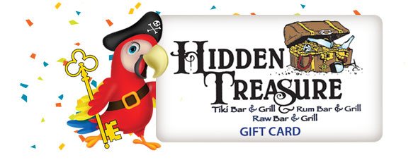 hidden treasure gift card free with gift card purchase