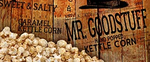 mr goodstuff kettle corn bike week 2018 flagler beach