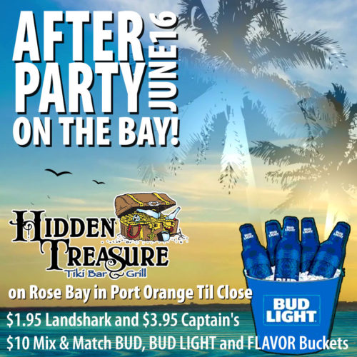after party on the bay hidden treasure port orange