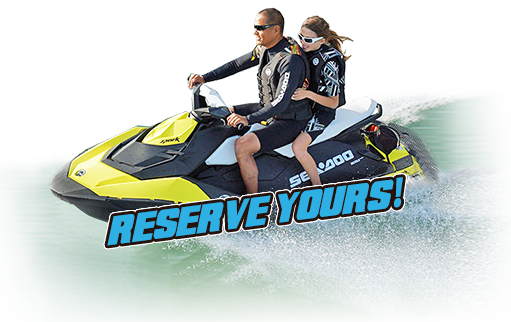sea doo rentals daytona beach port orange