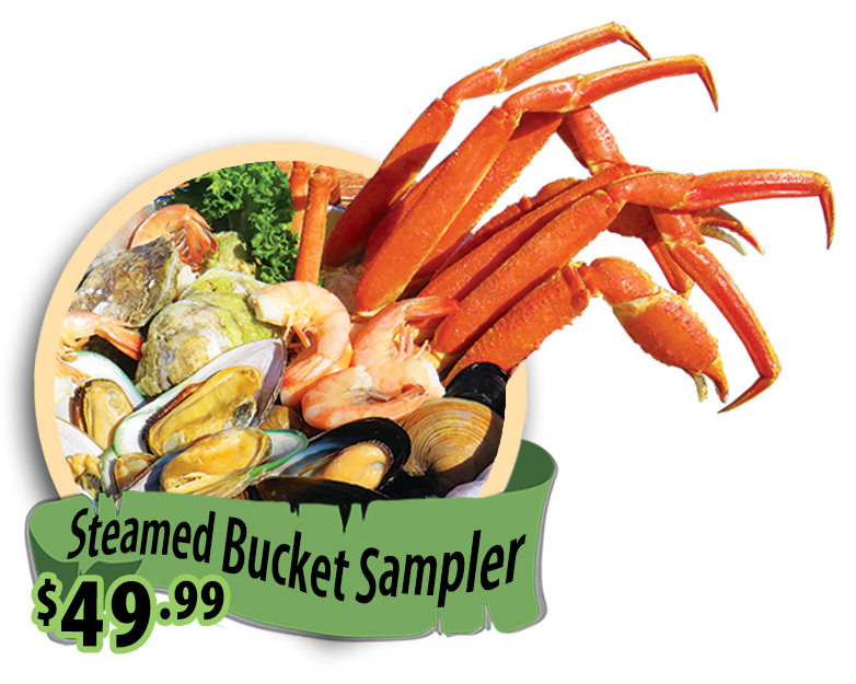 steamed seafood bucket hidden treasure restaurants