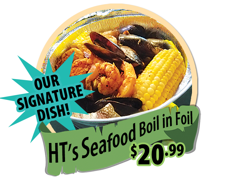 seafood boil in foil hidden treasure restaurants flagler beach and port orange