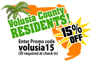 volusia county residents 15% off rose bay watersports port orange