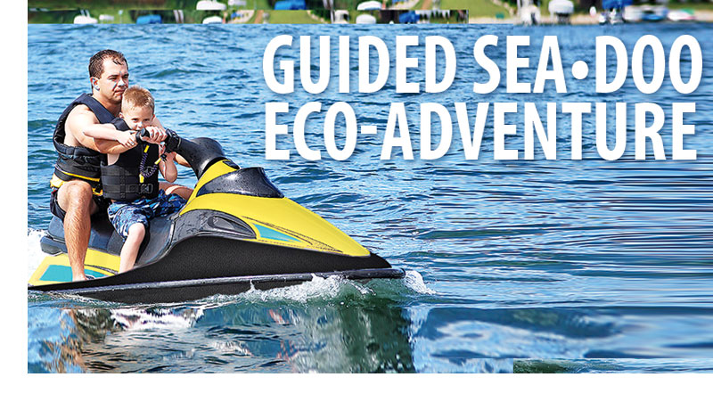 water fun sea doo eco adventure rose bay watersports port orange fl